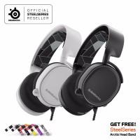 Steelseries Arctis 3 Gaming Headset - Free Steelseries Headband