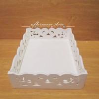 Tray Nampan Ukir 31 x 24 cm