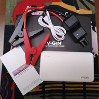 V-gen Power Bank 2 in 1 Jump starter portable charger jumper vgen