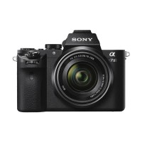 Sony Alpha A7II Kit 28-70mm Special Package with FE 85mm f/1.8