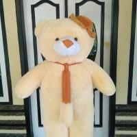 Boneka Beruang Teddy Bear Super Jumbo 1,2M