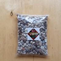 batu hias tanaman aquarium aquascape pancawarna 1kg