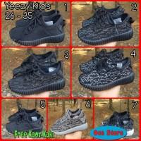 f463836c24aa7 Sepatu Anak Adidas Yeezy Kids Size 26 35 Import Quality