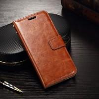 CASING Samsung galaxy A6 2018 TERBARU!! Flip wallet leather DOMPET HP