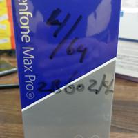 Handphone Hp ASUS ZENFONE MAX PRO M1 ZB602KL RAM 4 64 GARANSI RESMI H