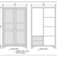 6 furniture paket ; lemari, drawer, nakas, stool, bale - kayu lawasan