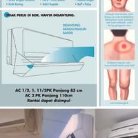 Rumah Tangga  Talang AC / AC Reflector / Acrylic AC / Penahan Hembusan