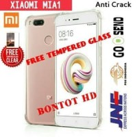 nyuz CASE ANTI CRACK SOFTCASE CASING TPU JELLY FOR HP XIAOMI MIA1 MI