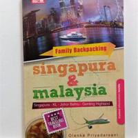 "BUKU TRAVELING PENTING ""SINGAPURA & MALAYSIA"""