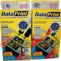 Tinta Printer Dataprint Hitam untuk Printer Canon