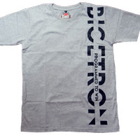 Grey Bigetron T-Shirt