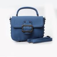 HANDBAG - DONATELLO ORIGINAL - TAS WANITA D.BLUE TS008052 - ORIGINAL
