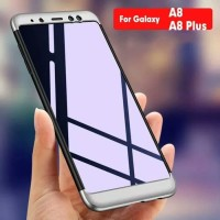 Case 360 GKK SAMSUNG A8 PLUS 2018 Case Slim Full Cover