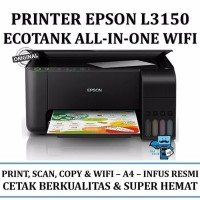 printer epson L3150 pengganti L405 New ready semarang original
