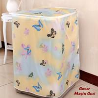Cover Mesin Cuci 1 Tabung ( buka atas )