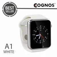 Cognos Smartwatch DZ09 _ - U9 GSM Sim Card - Strap Karet Smart Watch
