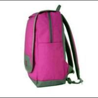 Tas sekolah keren Ransel Laptop ES7201 Warna Pink Gratis R Berkualitas