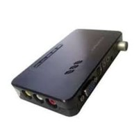 TV Tuner Gadmei 5821 New.Converter AV to VGA untuk Monitor CRT.LCD.LED