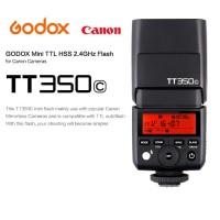 Flash Godox TT-350 TT350 TTL Speedlight kamera Canon nikon sony fuji