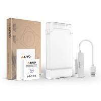 Maiwo K104 HDD Enclosure 2.5 Inch USB 3.0 to SATA Hard Drive