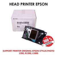 Fast Print Head Printer Original Epson Stylus Photo 1390