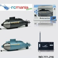 RC Submarine Happycow