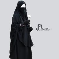 gamis syar'i jilbab pet antem : shafiyyah