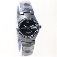 Jam tangan wanita Rado jubile Dm 3cm Full hitam