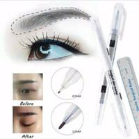 skin marker / marking pen waterproof sulam alis