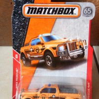 MATCHBOX RESCUE 4X4