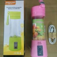 blender juice cup portable charger/belender portable usb