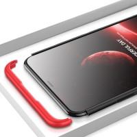 360 Hard Case Ori GKK Full Body Depan Belakang Casing HP Oppo A3S A5