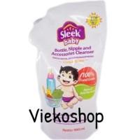 SLEEK Baby Bottle 900Ml Nipple Cleanser Sabun Cuci Botol Bayi 900 Ml