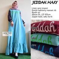 Grosir/Eceran Murah Baju Wanita Terusan Maxi Dress Jeddah
