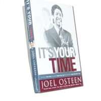 Buku Motivasi Rohani Joel Osteen - It's Your Time