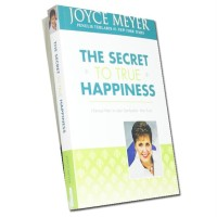 Buku Motivasi Rohani Joyce Meyer - The Secret To True Happiness