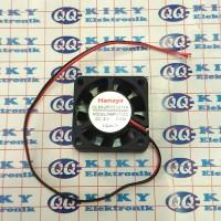 fan dc 12 volt 4x4 cm ( kipas angin 12v 4 x 4cm )
