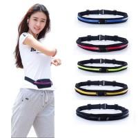 Tas Ikat Pinggang utk Lari / Olahraga / Running Waist Bag Belt/ Pocket