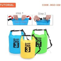 New TAS ANTI AIR 3 L OCEAN PACK waterproof kamera action HP iphone