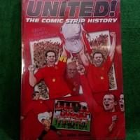 United - the comic strip history - man united