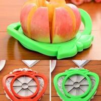 New Pisau Alat Pemotong Apel Apple Slicer Cutter Peeler Buah Dapur