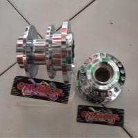 Harga tromol depan trusty motor mio mx beat jupiter z vario | Hargalu.com