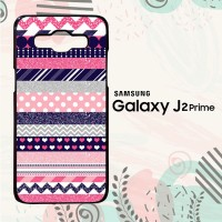 Casing Samsung Galaxy J2 Prime Custom HP Triblas Pink Wallpaper L0283