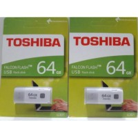 Flashdisk Toshiba 64Gb U301 Storage Eksternal Flash Disk & Otg