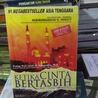 50 List Harga Novel Ketika Cinta Bertasbih Terbaru