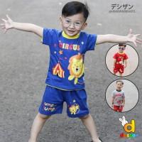 Dessan Baju Setelan Anak Laki-Laki Carnival Series