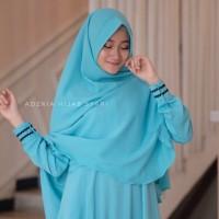 Gamis manisqu by Adzkia hijab