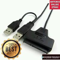 Kabel SATA To USB 2 0 or SSD Adapter Converter AKSESORIS HARDISK INT