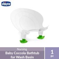 Chicco Baby Coccola Bathtub for Wash Basin