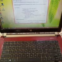 Laptop HP 14-n013TU core i3 mulus kinclong